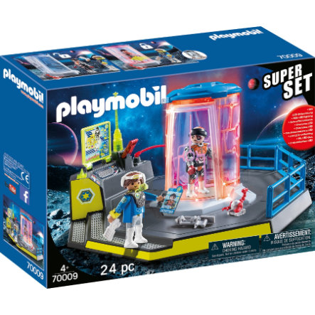 PLAYMOBIL® Space SuperSet Galaxy Police 70009