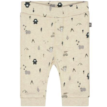 STACCATO  Pantalon garçon à motifs nature mélangés