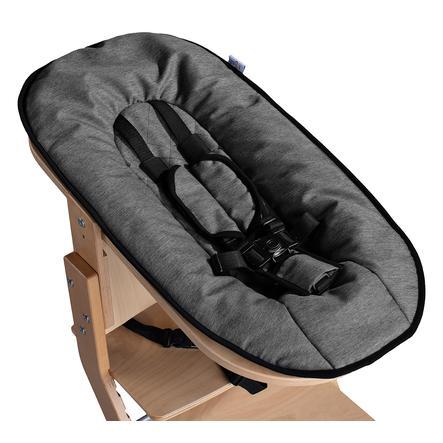 tiSsi® Transat bébé pour chaise haute enfant naturel/anthracite
