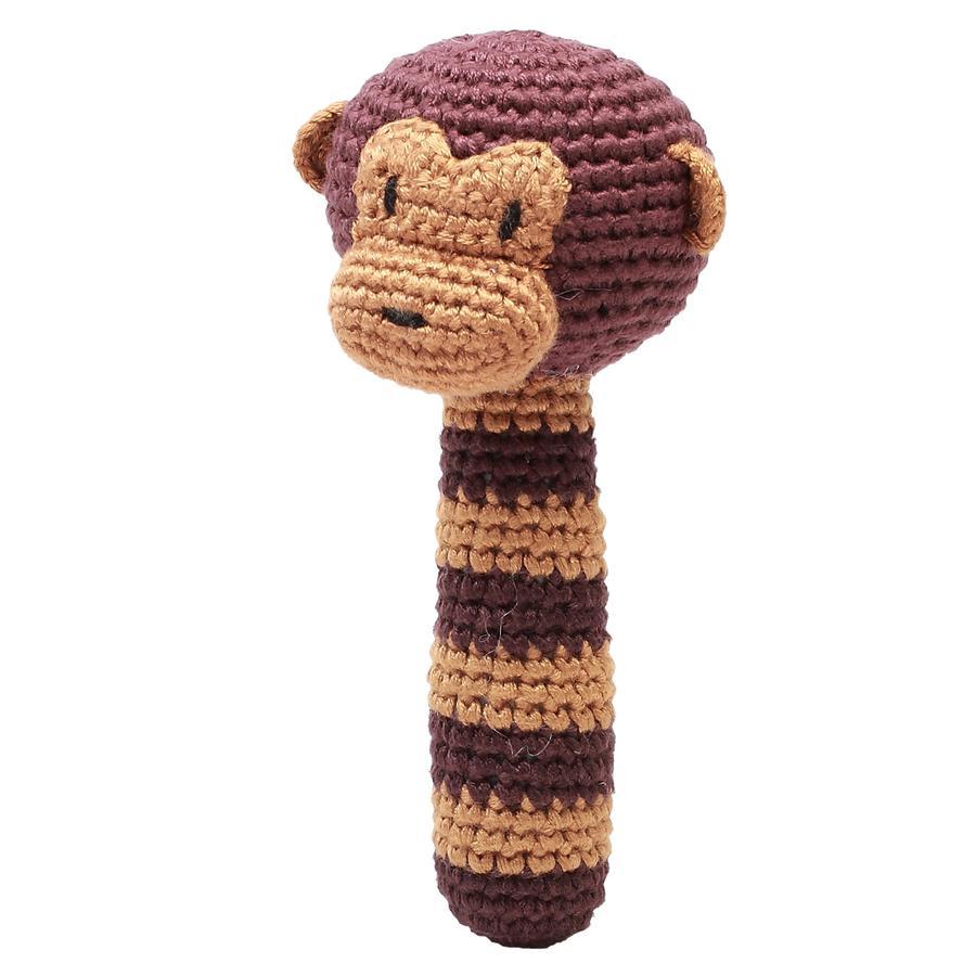 natureZoo of Denmark Hochet à crochet singe brun