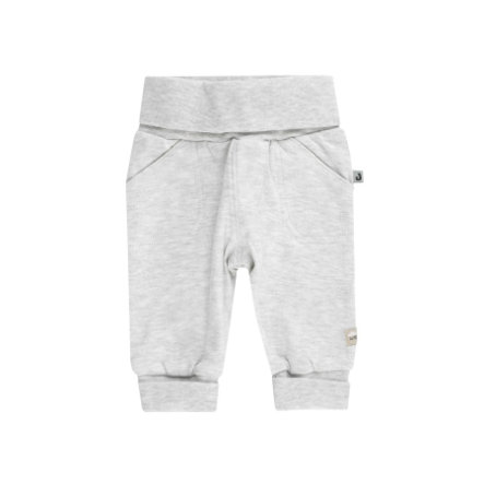 JACKY Pantalon Lama gris-melange clair