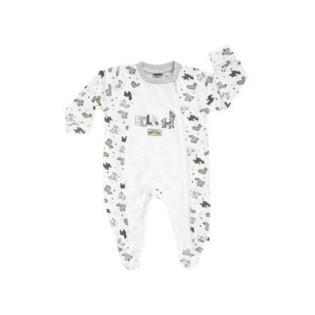 JACKY Combinaison pyjama enfant lama 1 pièce motifs