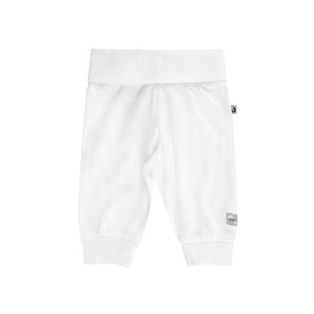 JACKY Lama spodnie uni white