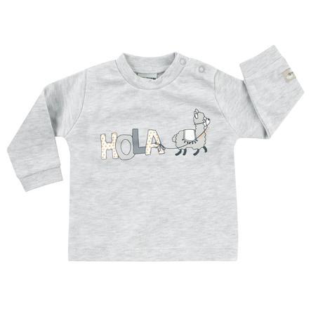 JACKY Lama Shirt manica lunga grigio chiaro melange