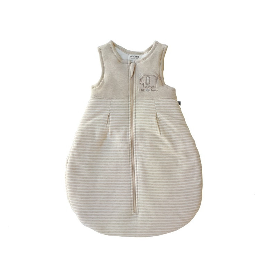 JACKY Sacco a pelo Cotton Beige-melange organico