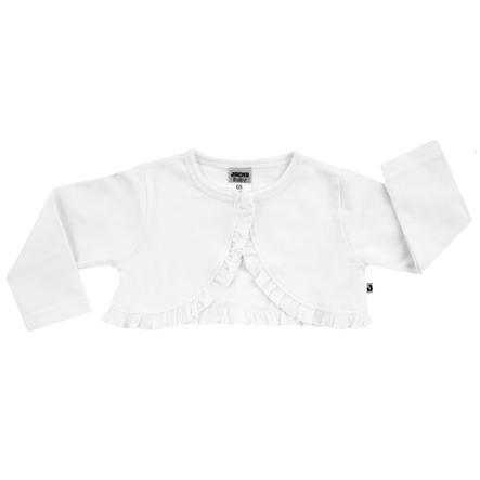 JACKY Košile Body s krátkým rukávem a odnímatelným motýlkem bílá/ marine