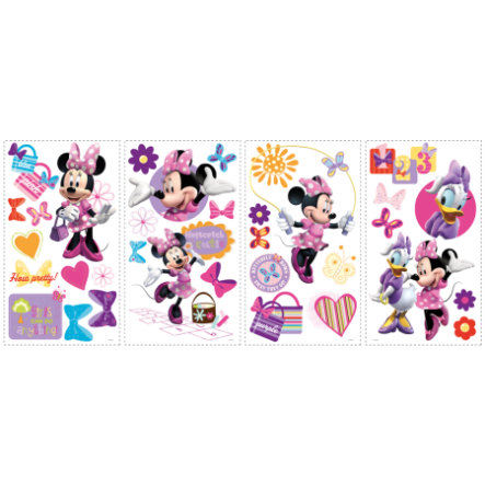 RoomMates® Autocollants muraux Disney Minnie Daisy