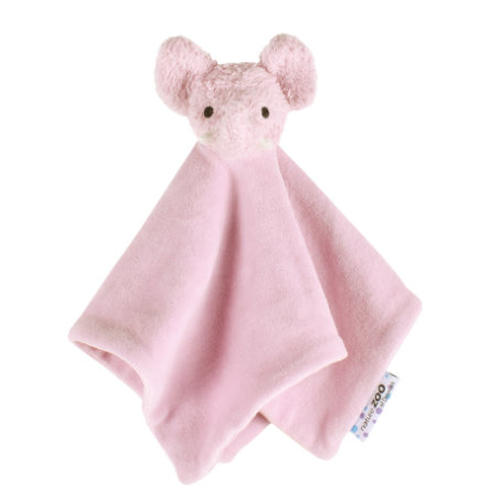 """nature Zoo of Denmark """"Pink elephant cuddle fabric"""""""