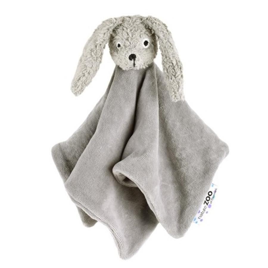 """natur Zoo of Denmark """"Cuddle rabbit, grey."""""""