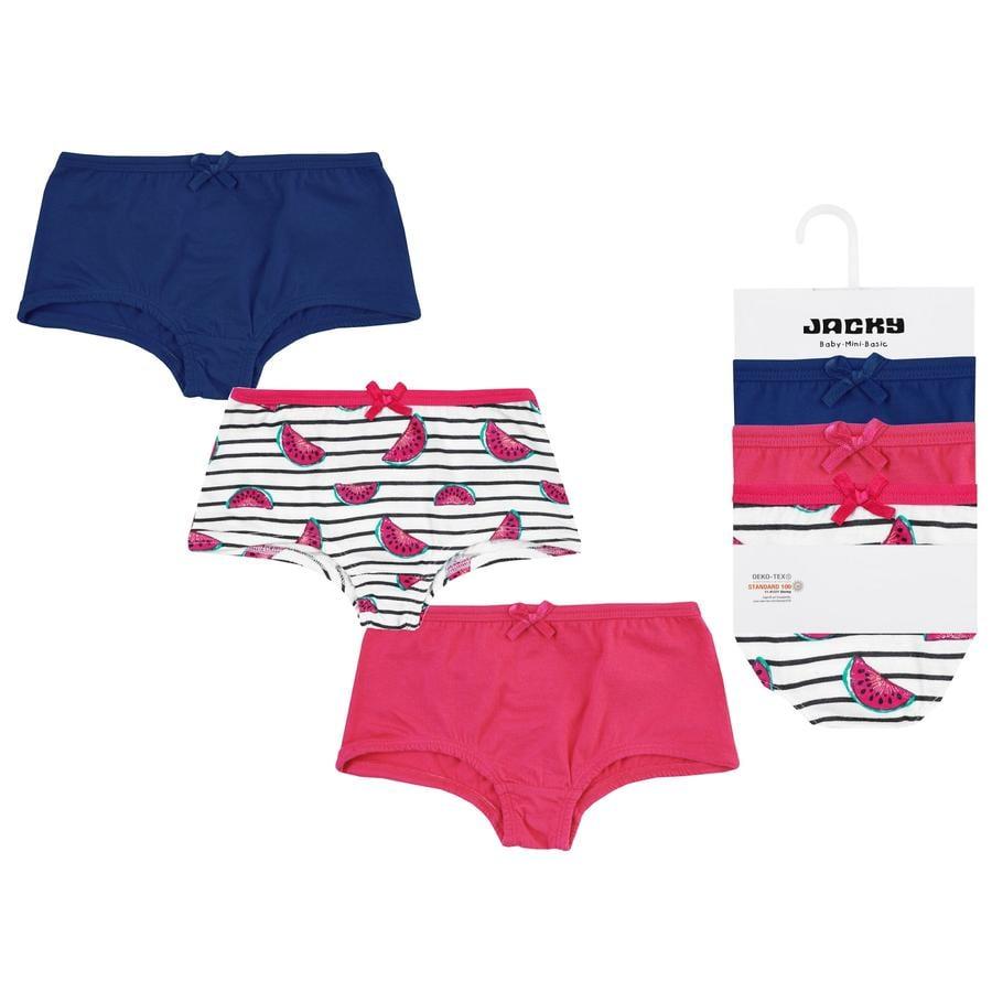 JACKY Kalhotky 3-pack Girls