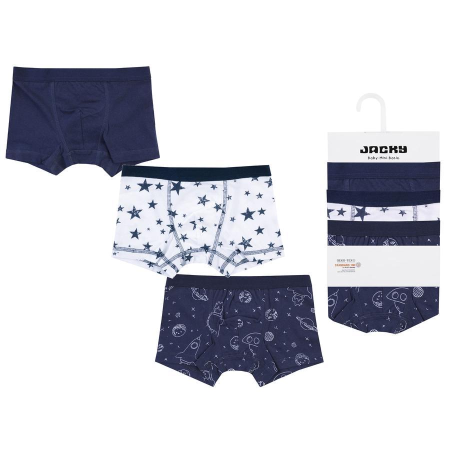JACKY Unterwäsche 3er Pack