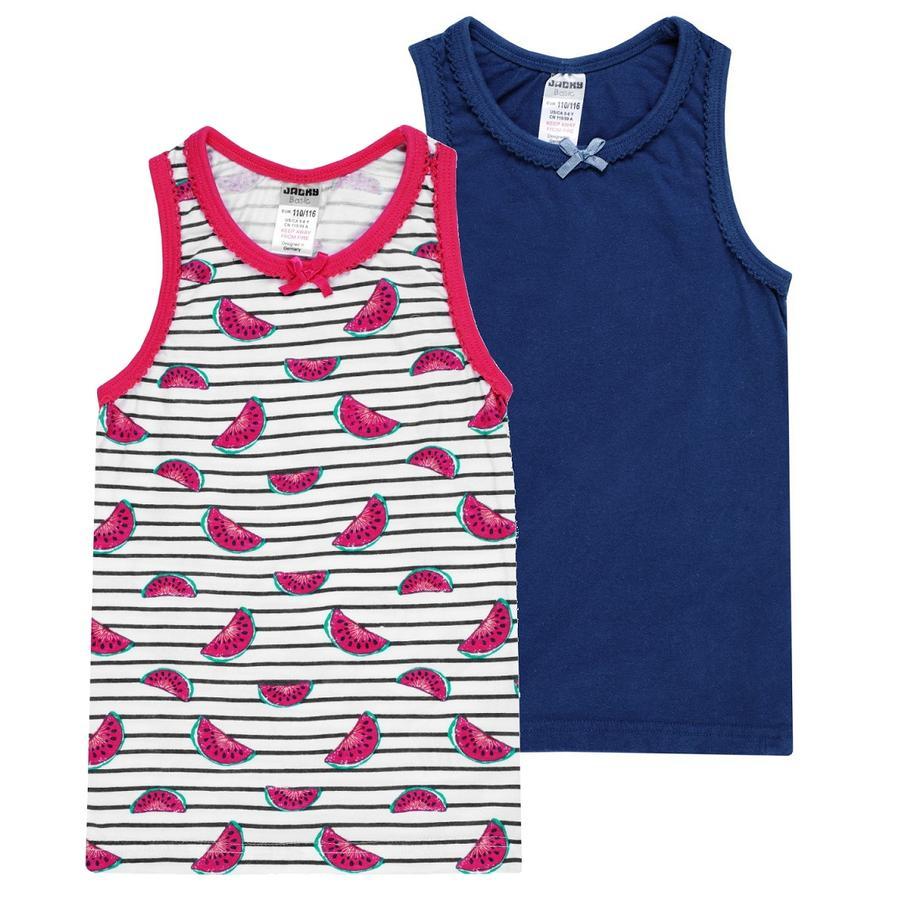 JACKY 2 pack alusvaatteet tyttöjen