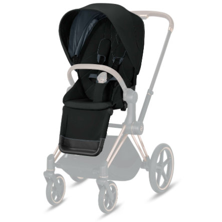 cybex PLATINUM Sitz Priam/ePriam Deep Black