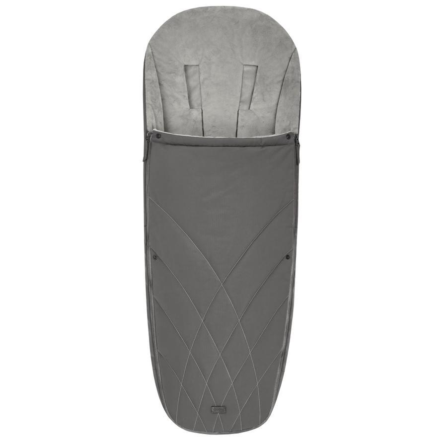 cybex PLATINUM Fußsack für Priam/ePriam und Mios Soho Grey