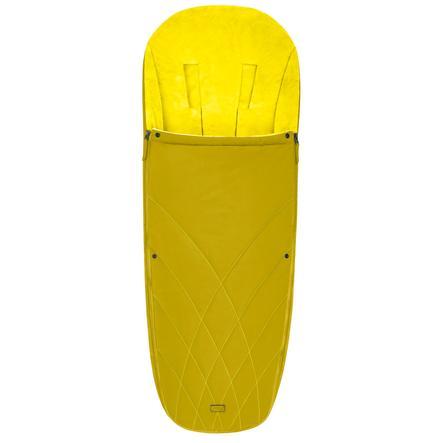 cybex PLATINUM Fußsack für Priam/ePriam und Mios Mustard Yellow