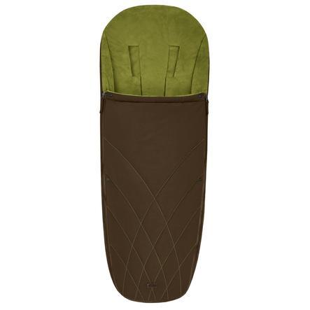 cybex PLATINUM Fußsack für Priam/ePriam und Mios Khaki Green