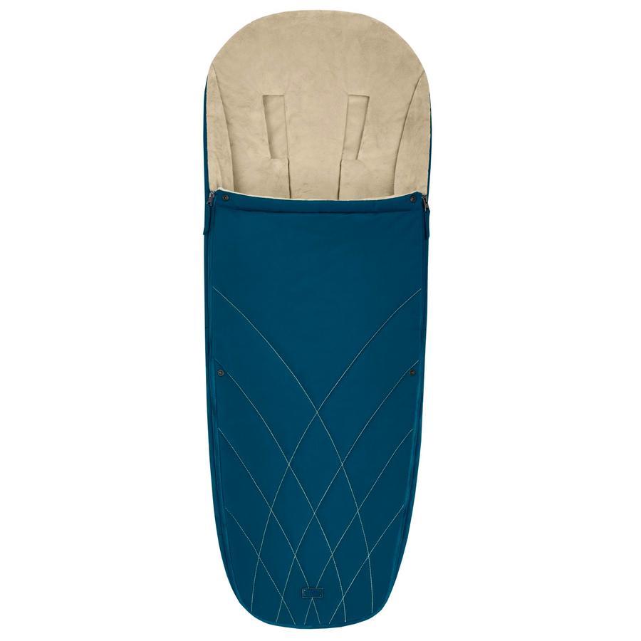 cybex PLATINUM Fußsack für Priam/ePriam und Mios Mountain Blue