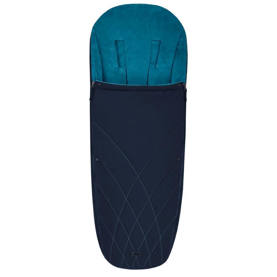 cybex PLATINUM Fußsack für Priam/ePriam und Mios Nautical Blue