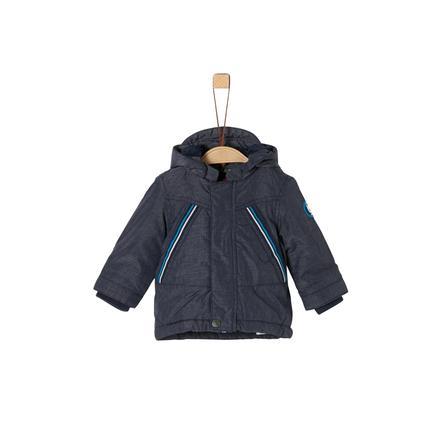 s.Oliver Boys Jacket mørkeblå melange