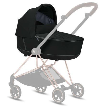 cybex PLATINUM Kinderwagenaufsatz Mios Lux Carry Cot Deep Black