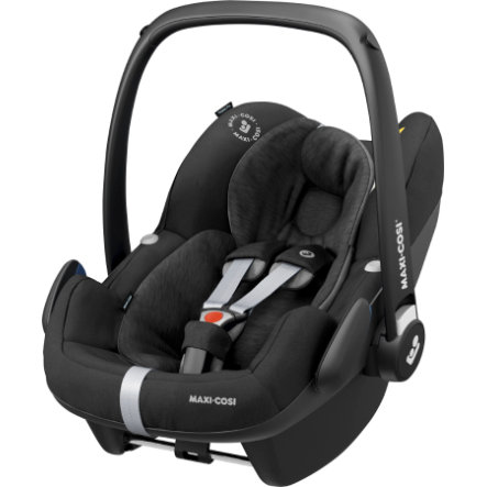 MAXI-COSI Babyschale Pebble PRO I-size Essential Black
