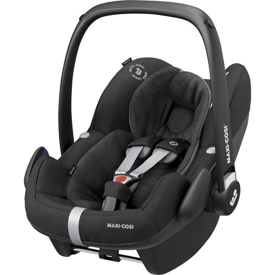 MAXI-COSI Babyschale Pebble PRO I-size Essential Black