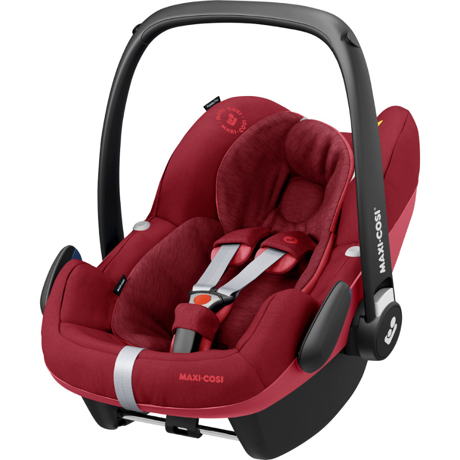 MAXI-COSI Babyskydd Pebble PRO I-size Essential Red