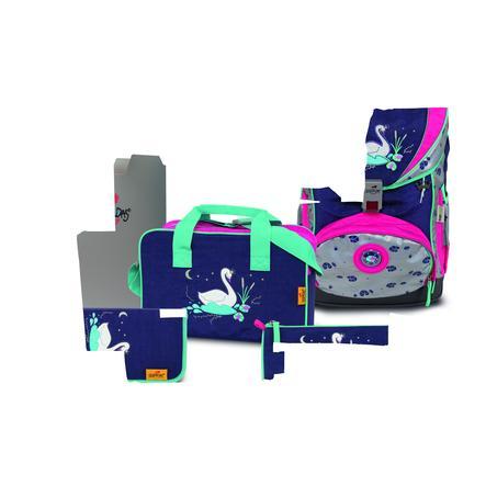 DerDieDas® ErgoFlex - Swan Princess, 5-tlg. Exkl. Superflasch