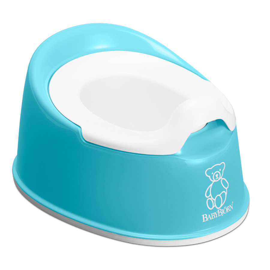 BABYBJÖRN Smart Potte - Smart Potty turkis