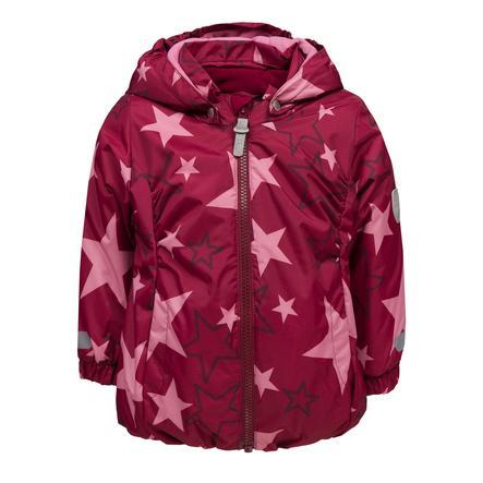 TICKET TO HEAVEN Jacke Althea mit abnehmbarer Kapuze, rosa