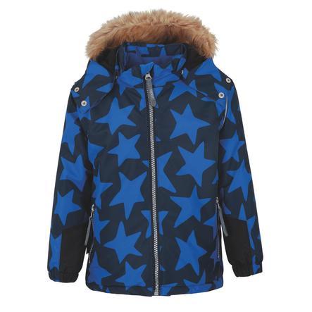 TICKET TO HEAVEN Giacca Tjorven con cappuccio staccabile, blu