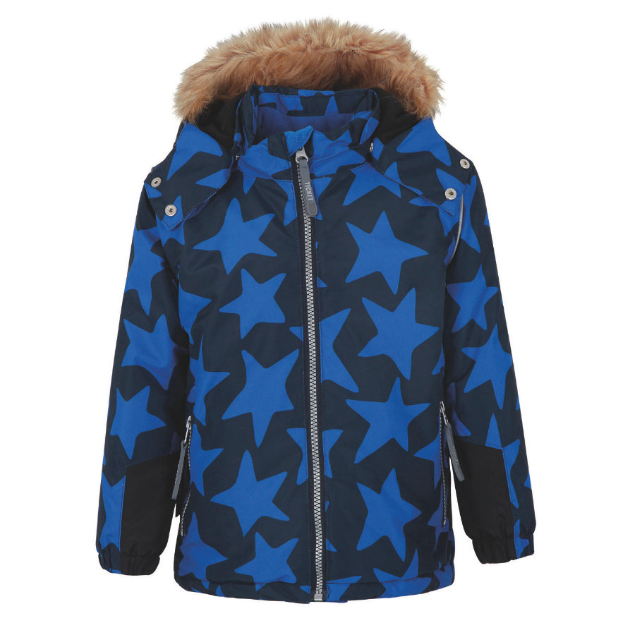 TICKET TO HEAVEN Jacke Tjorven mit abnehmbarer Kapuze, blau