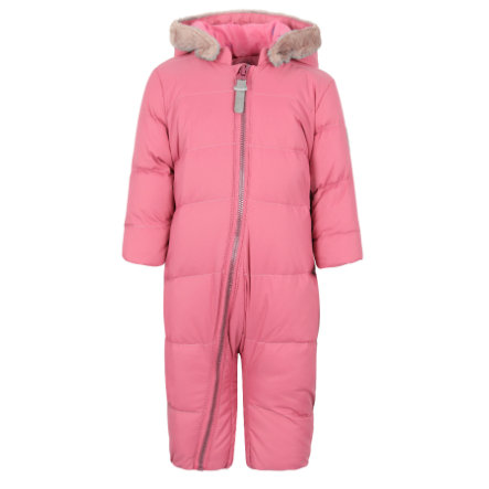 TICKET TO HEAVEN Schneeanzug Daune Emilia mit abnehmbarer Kapuze, rosa