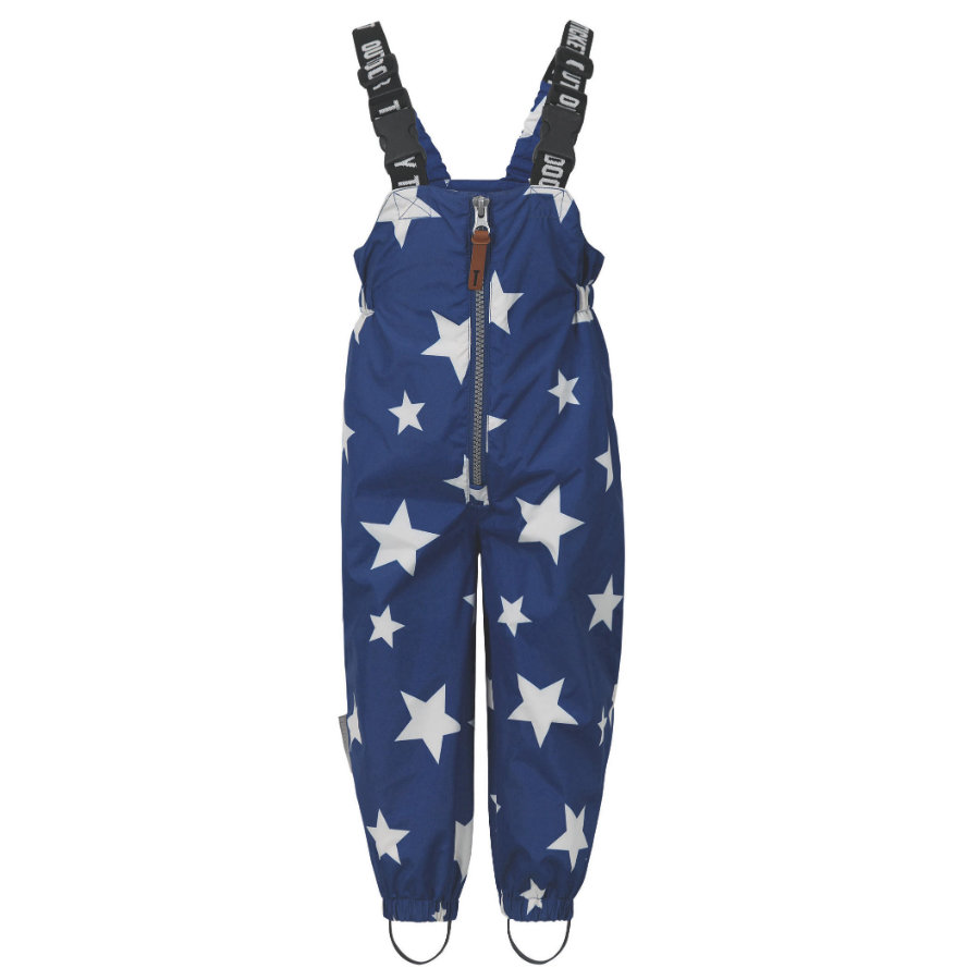 TICKET TO HEAVEN Salopette Ontario étoiles bleu