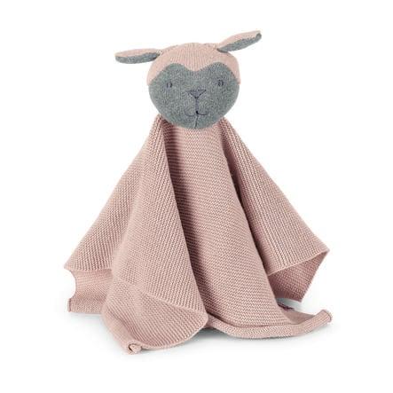 Sterntaler Tela de punto para abrazos S Oveja rosa