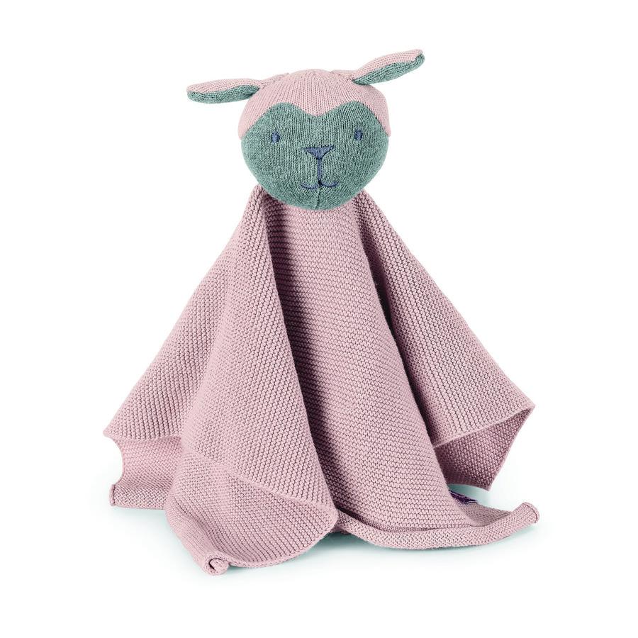 Sterntaler Dziana tkanina do przytulania S Owca różowa