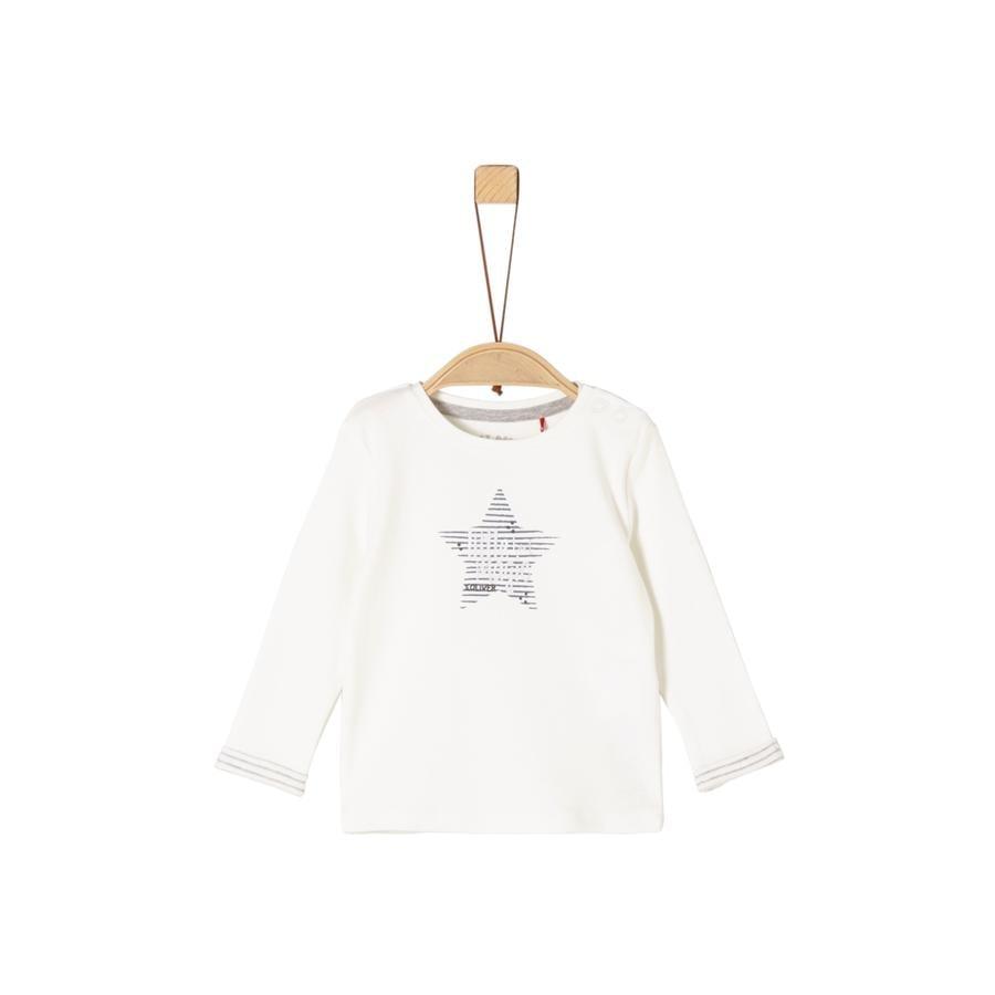 s. Olive r Camicia a maniche lunghe ecru