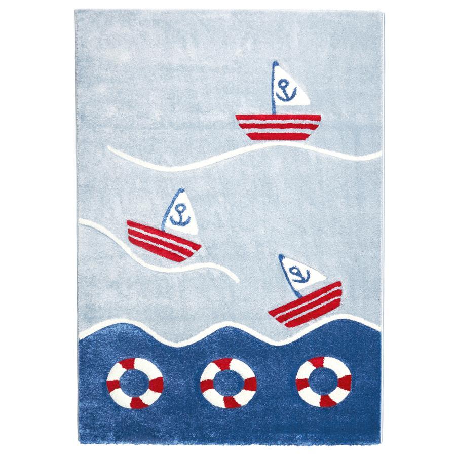 LIVONE play a dětský koberec Kids Love Rugs Na volném moři 2, 120 x 170