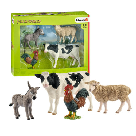 Schleich Farm World Starter-Set 42385