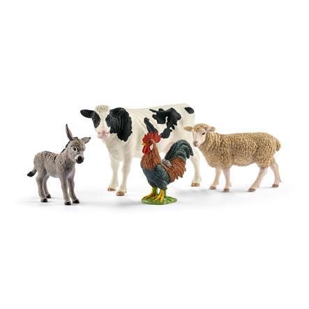 Schleich Figurine kit de base Farm World 42385