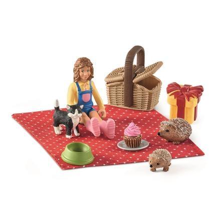 Schleich Urodzinowy piknik