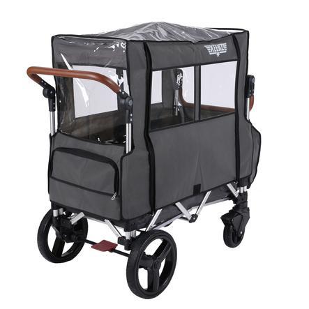 KEENZ 7S Capote pour chariot enfant, gris