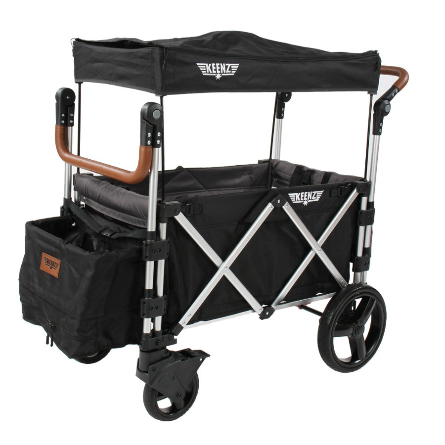 KEENZ 7S Ruční vozík, černý