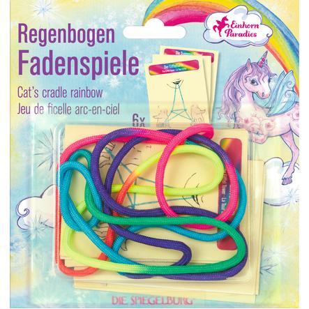 COPPENRATH Rainbow F aden-spill - Unicorn Paradise