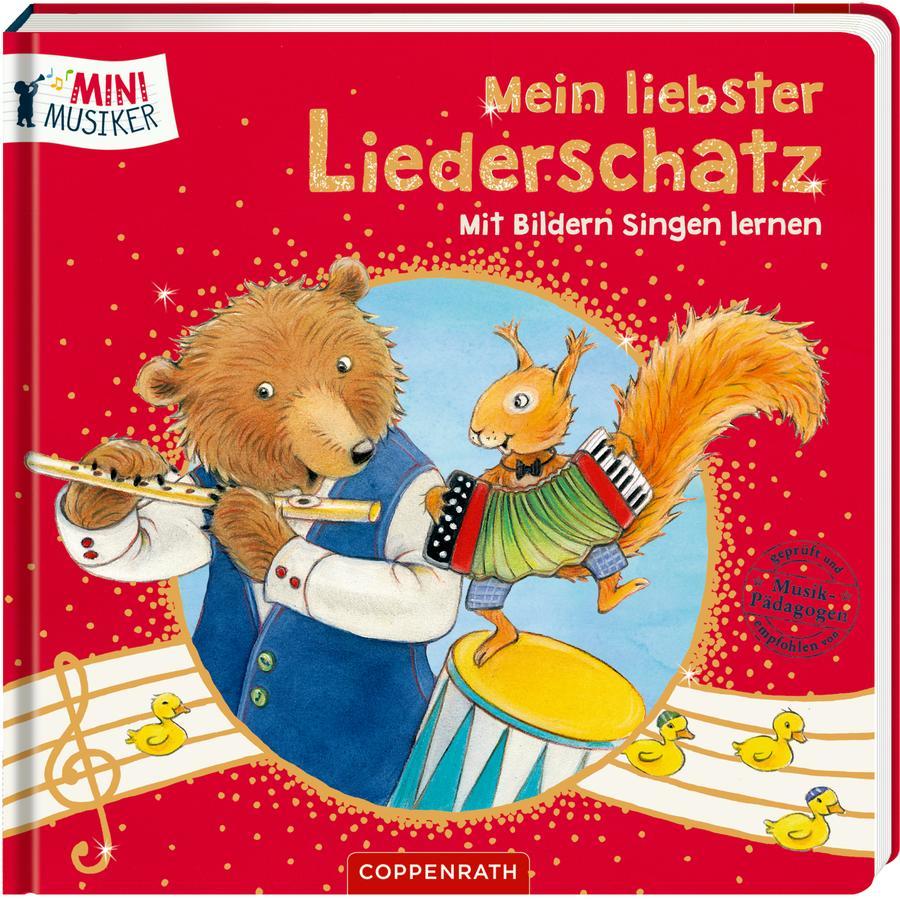 SPIEGELBURG COPPENRATH Mein liebster Liederschatz: Mit Bildern singen lernen