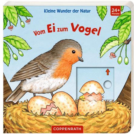 SPIEGELBURG COPPENRATH Kleine Wunder der Natur: Vom Ei zum Vogel