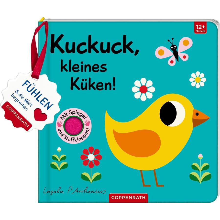 SPIEGELBURG COPPENRATH Mein Filz-Fühlbuch: Kuckuck, kleines Küken!