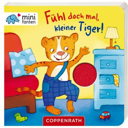 SPIEGELBURG COPPENRATH minifanten 18: Fühl doch mal, kleiner Tiger!