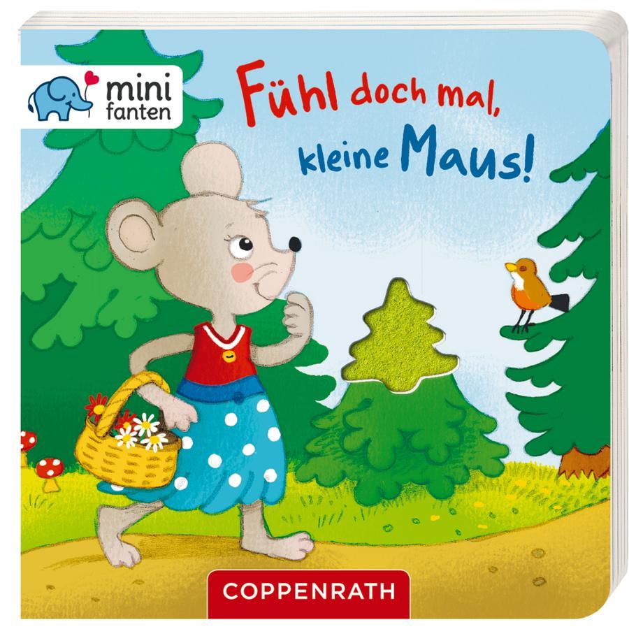 SPIEGELBURG COPPENRATH minifanten 17: Fühl doch mal, kleine Maus!