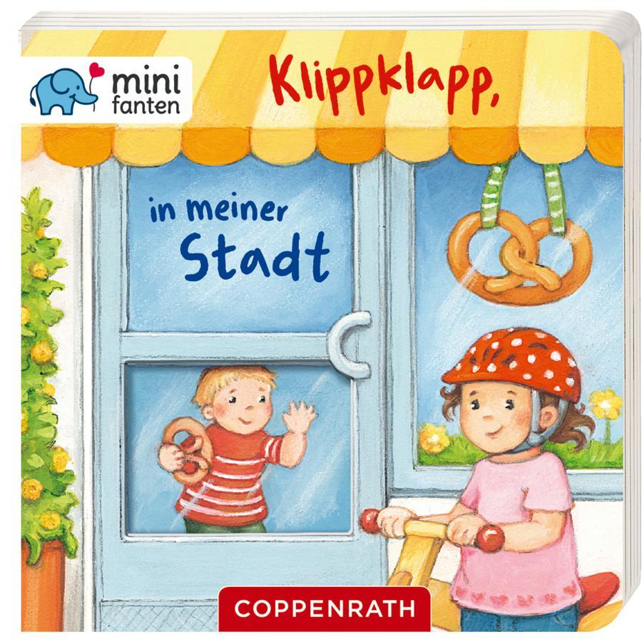 SPIEGELBURG COPPENRATH minifanten 12: Klippklapp, in meiner Stadt